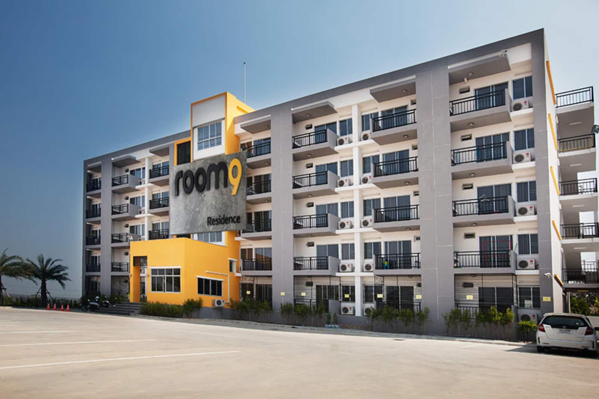 Room 9 Residence - Adult Only, Pluak Daeng