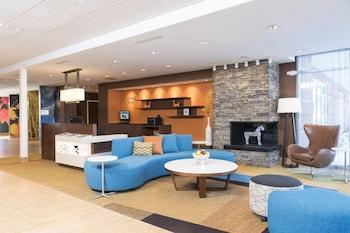 印弟安納波里斯費希爾斯萬豪費爾菲爾德套房飯店 Fairfield Inn & Suites by Marriott Indianapolis Fishers