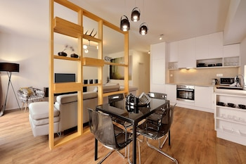 In-Room Kitchen