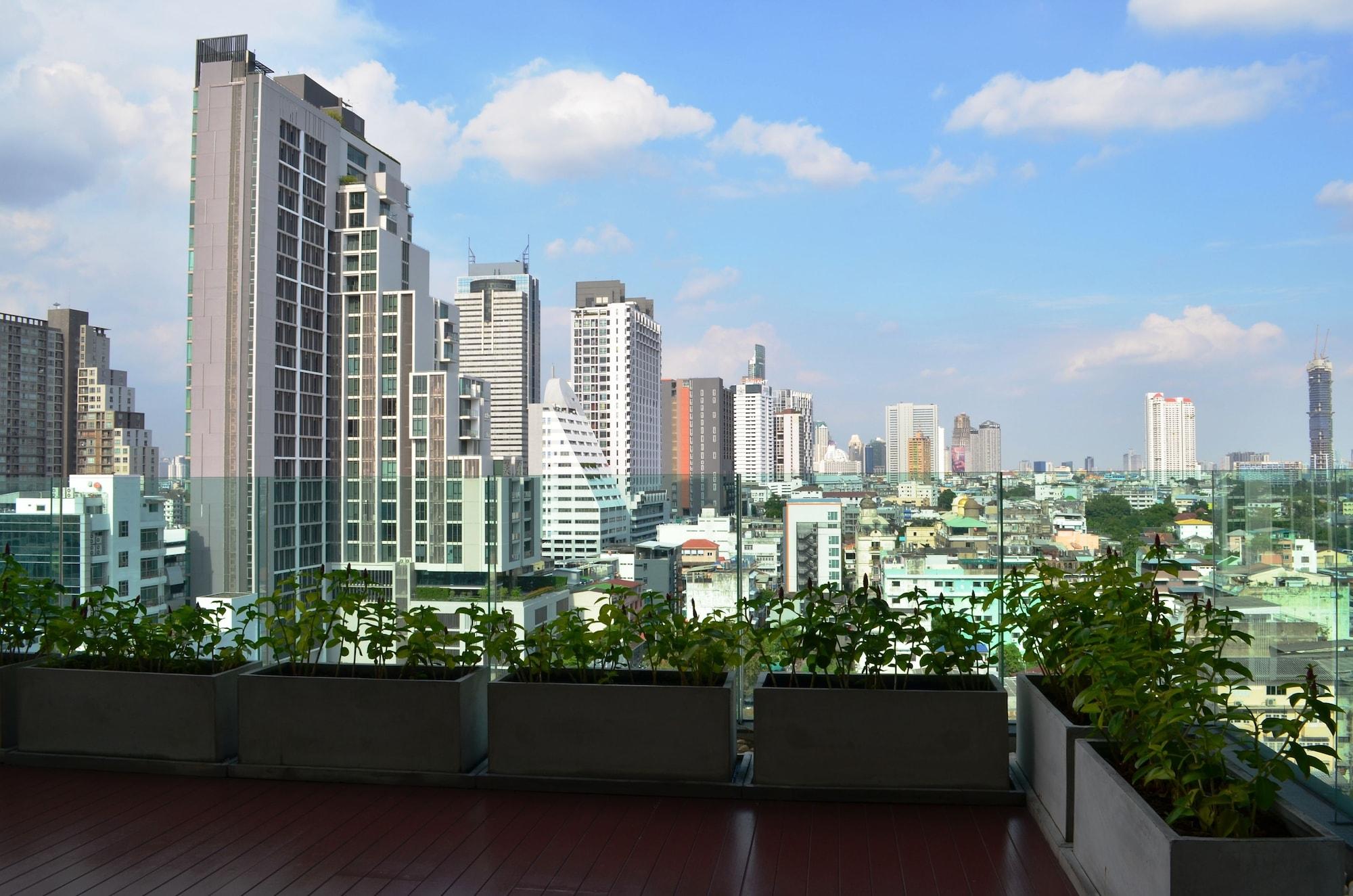Wooden Suites (The Rich @Sathorn-Taksin), Khlong San
