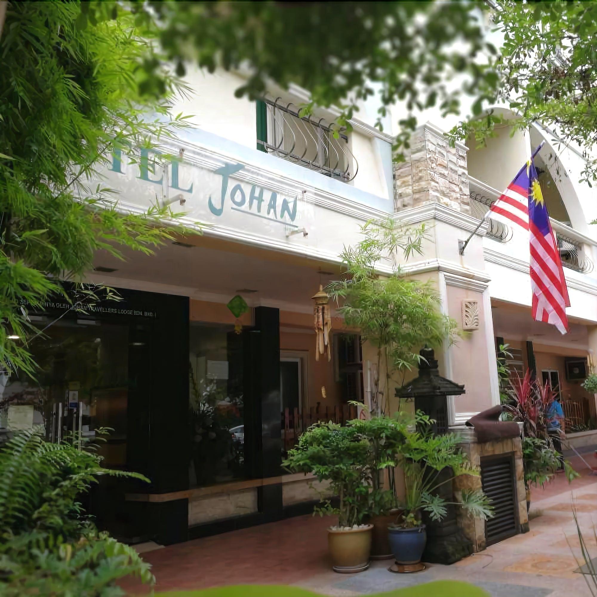Hotel Johan, Kota Melaka