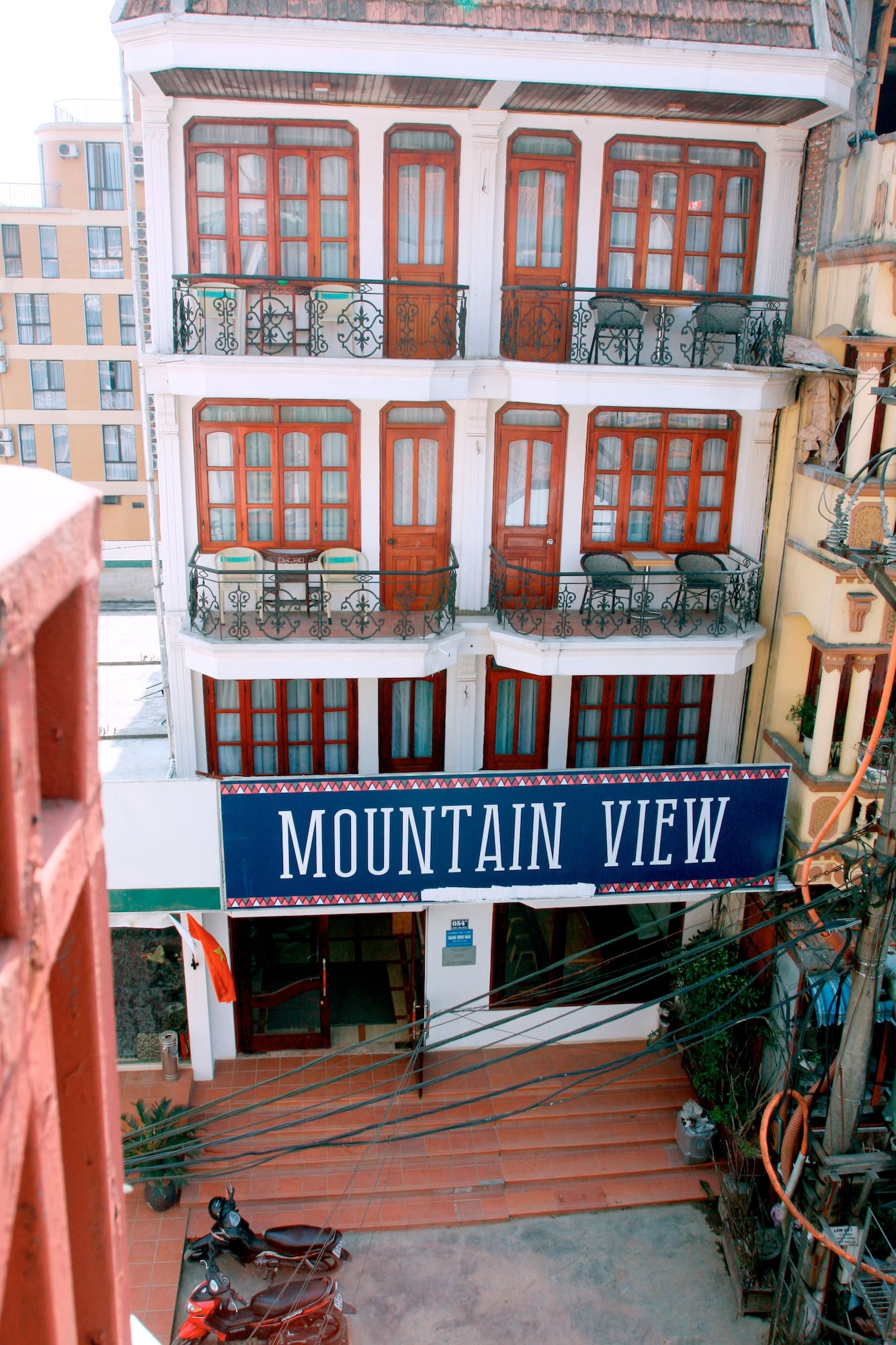 Mountain View Hotel - Hostel, Sa Pa
