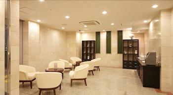 SMILE HOTEL NARA Lobby Sitting Area
