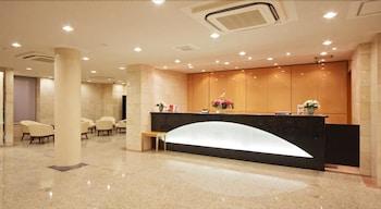 SMILE HOTEL NARA Reception