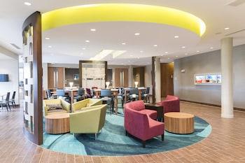 芝加哥洲東南/印第安納州曼斯特春天丘陵套房飯店 SpringHill Suites Chicago Southeast/Munster IN