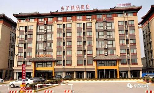 Confucius Boutique Hotel Qufu, Jining