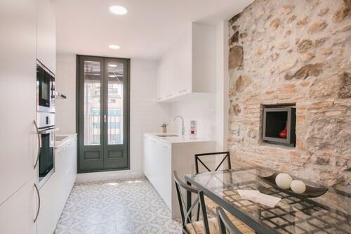 Flateli Rambla, Girona