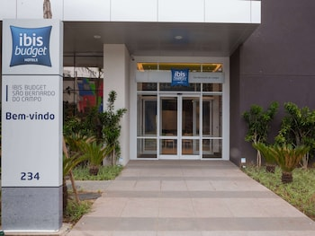 聖貝爾納多杜坎波宜必思快捷飯店 ibis budget São Bernardo do Campo