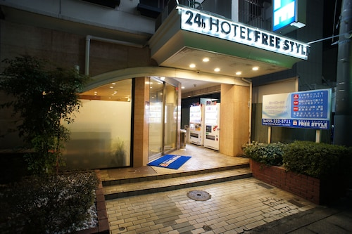 . HOTEL FREE STYLE
