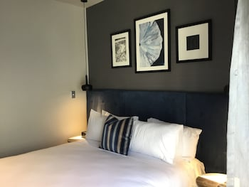 Guestroom at Mrs Banks Boutique Hotel in Paddington
