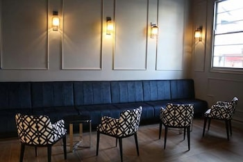 Lobby Sitting Area at Mrs Banks Boutique Hotel in Paddington