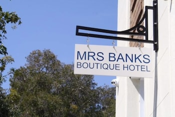 Hotel - Mrs Banks Boutique Hotel