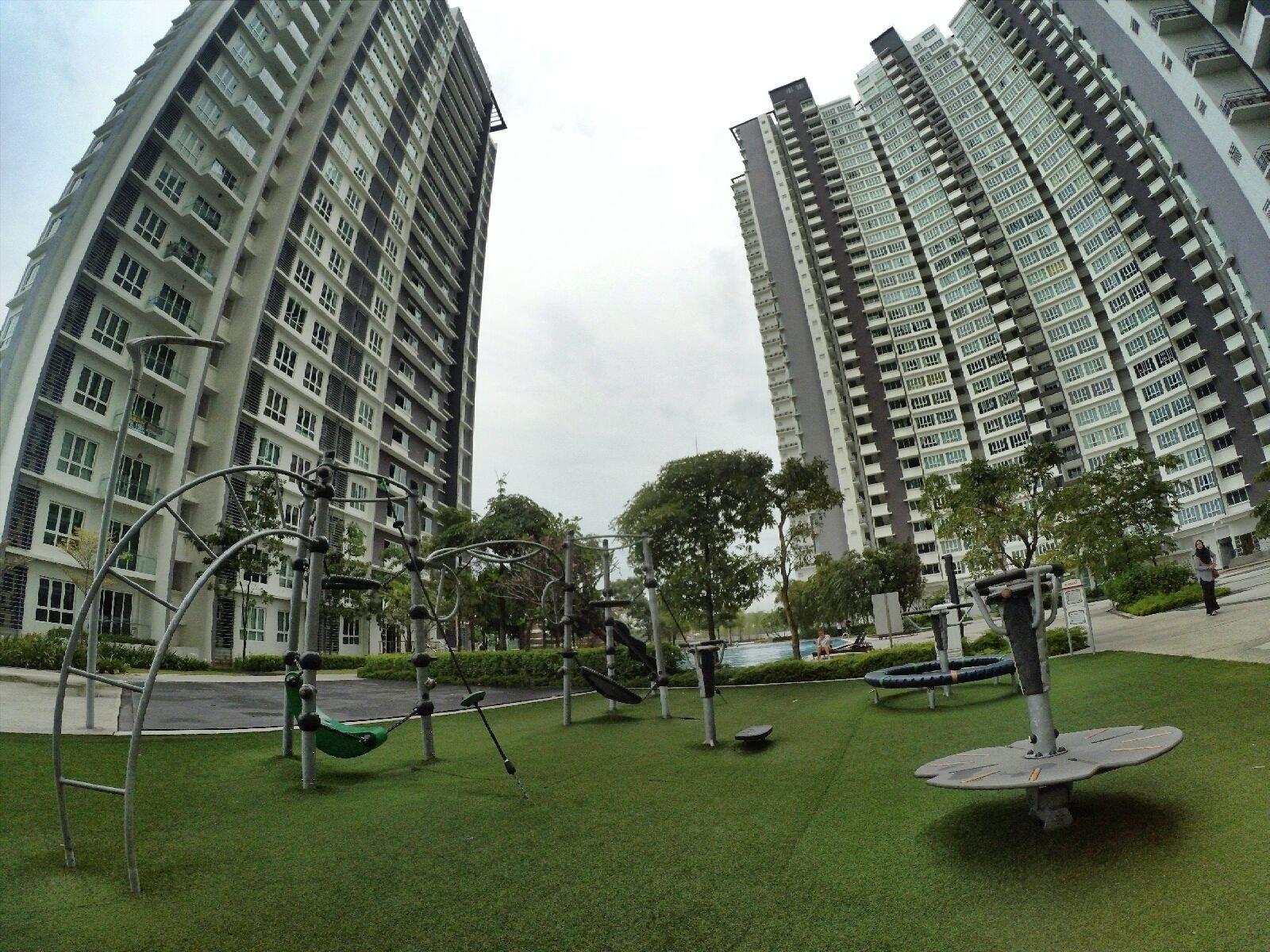 City Living with Panoramic Sea Views at Danga Bay, Johor Bahru