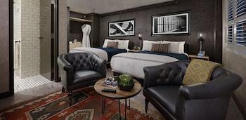 Loft, 2 Queen Beds