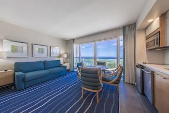 Standard Suite, 1 Bedroom, Balcony, Ocean View (No Resort Fee  19752107)