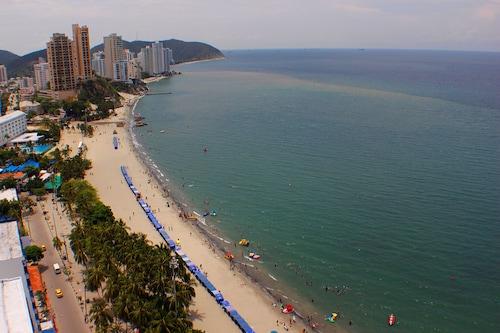 Apartamentos Suiteline Dynamic - Frente al Mar, Santa Marta (Dist. Esp.)