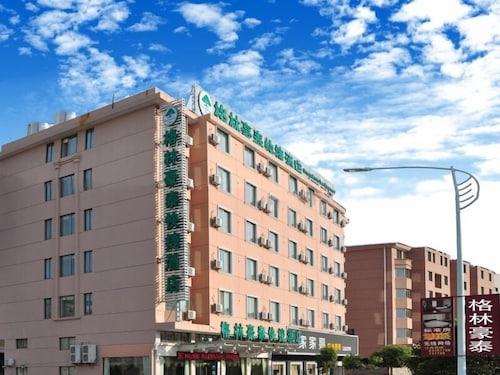 __{offers.Best_flights}__ GreenTree Inn Taizhou Tiantai Bus Station Express Hotel