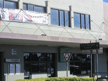 肯圖巴山莊飯店 Katoomba Hotel