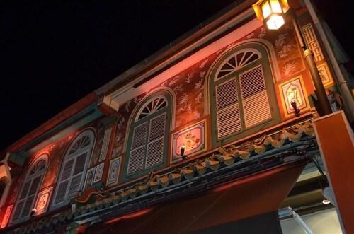 De Villa Courtyard, Kota Melaka