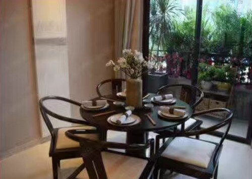 Qing Ting hotel, Leshan