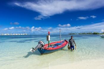 Ithaa Beach Maldives
