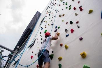 LE CHARMÉ SUITES Rock Climbing Wall - Indoor