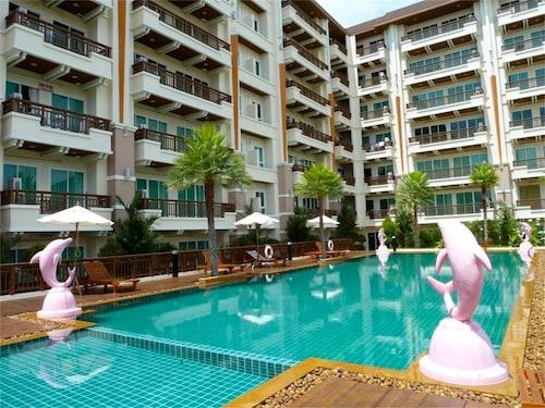 . Phuket Villa Patong 1 bedroom Apartment Mountain View