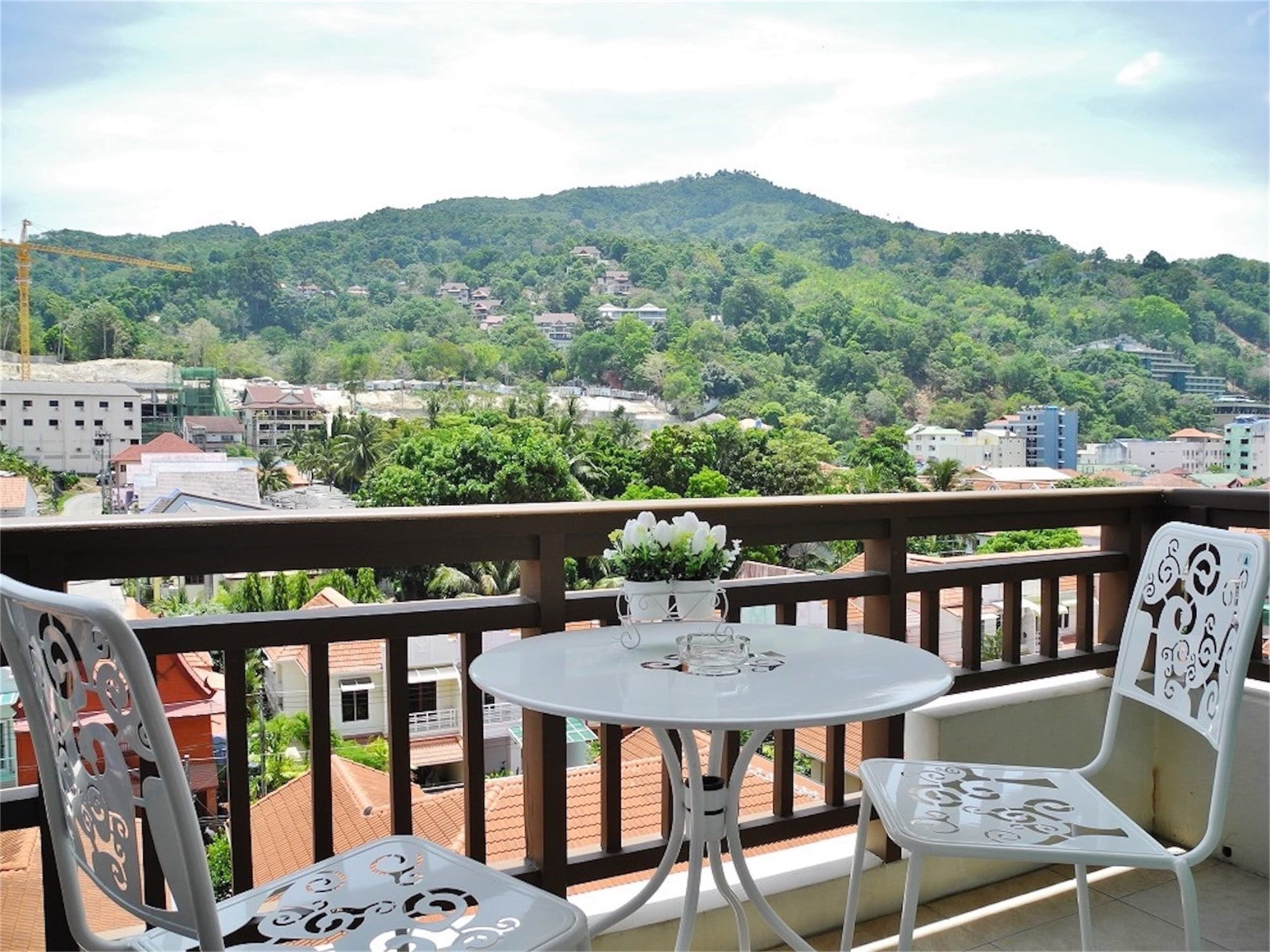 Phuket Villa Patong 1 bedroom Apartment Mountain View, Pulau Phuket