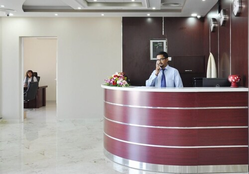 Muscat Hills Hotel, A Seeb