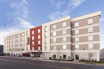 努魯路易維爾市區希爾頓惠庭飯店 Home2 Suites by Hilton Louisville Downtown NuLu