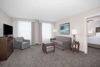 Suite, 2 Queen Beds, Accessible, Non Smoking (Mobility & Hearing)