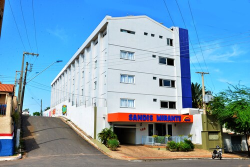 Sandis Mirante Hotel, Santarém
