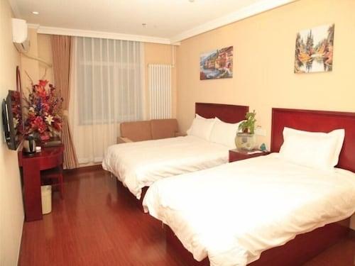 Greentree Inn Beijing Yanqing Gaota Rd Express Hotel, Beijing