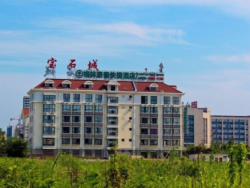 GreenTree Inn Hefei South High-speed Railway Station Beijing Road Expr, Hefei