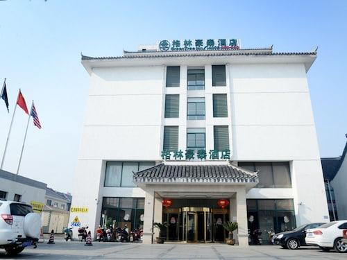 . GreenTree Inn Taizhou Xinghua Dainan Suguo Business Hotel