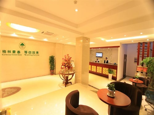 GreenTree Inn Jiuhua Moutain Qingyang Bus Station Express Hotel, Chizhou