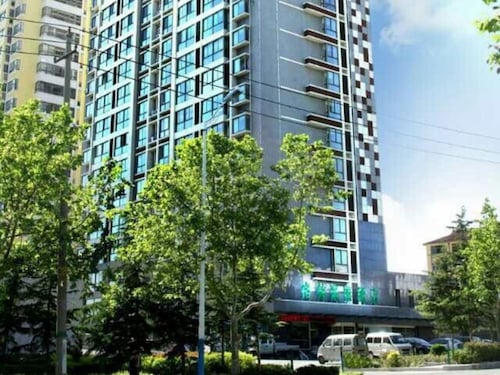 . GreenTree Inn Weihai Wendeng Darunfa Hotel