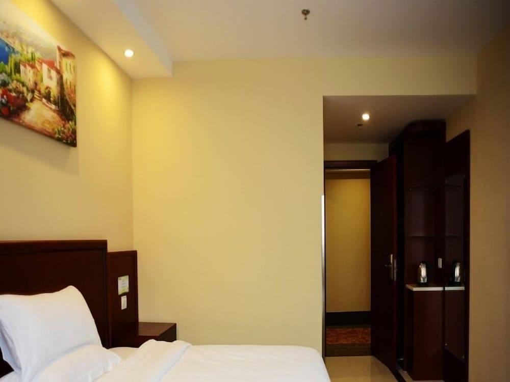 グリーンツリー イン 上海 周浦 タウン シウプー ロード ビジネス ホテル