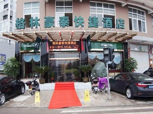 GreenTree Inn TaiZhou XianJu Passenger Center West HuanCheng Road Expr, Taizhou