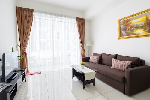 A Place Define Happiness in M Suite KLCC, Kuala Lumpur