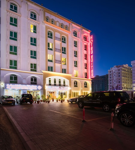 Al Manaf Hotel Suites, A Seeb