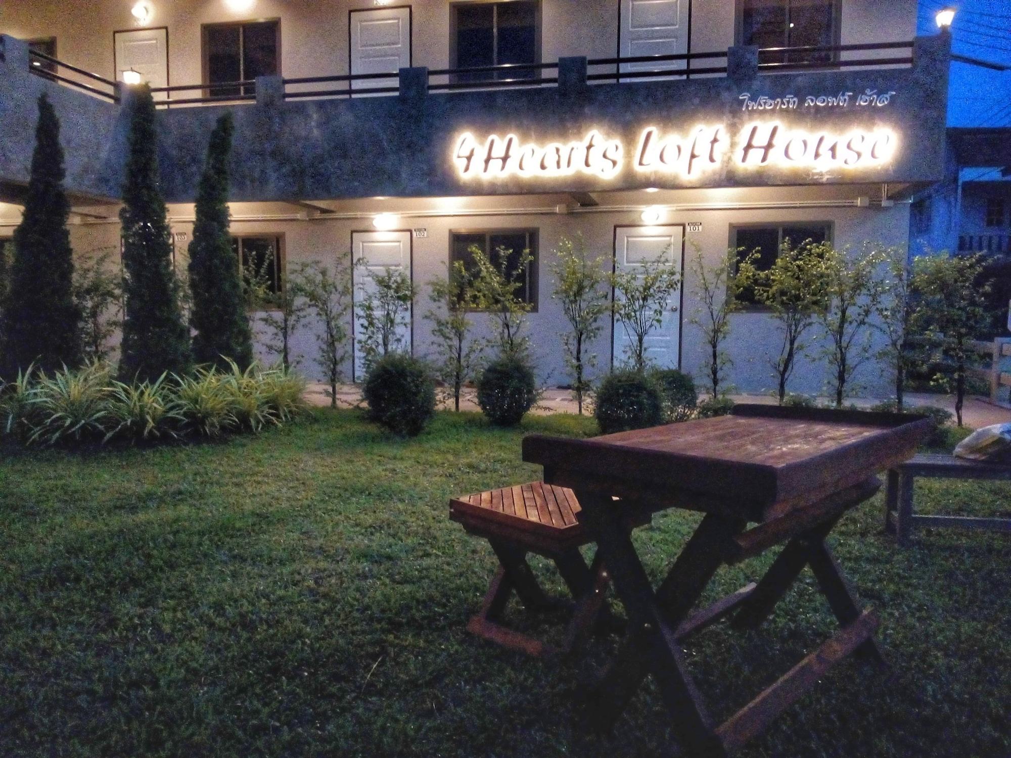 4Hearts Loft House, Muang Surat Thani