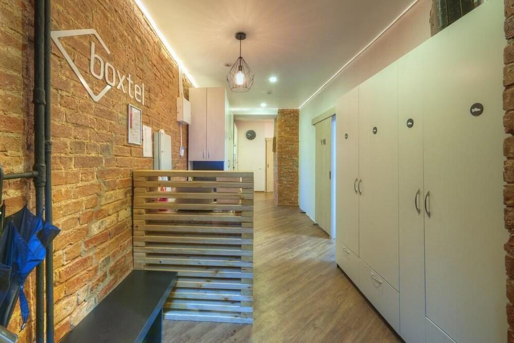 Хостел Boxtel, Москва