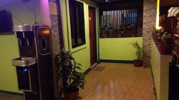 AOSMEC SQUARE HOTEL Hallway
