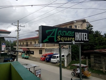 AOSMEC SQUARE HOTEL View from Property
