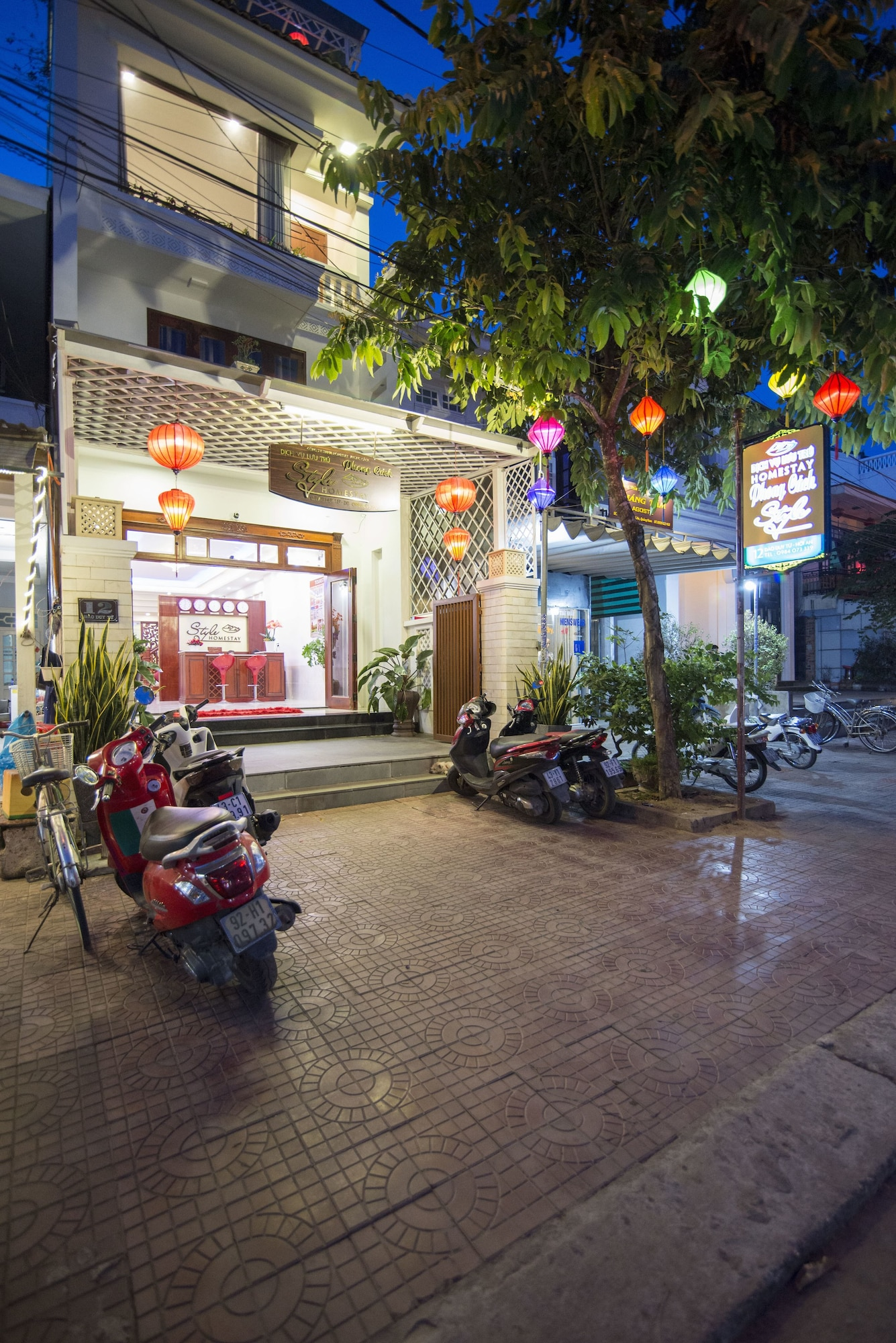 Style Homestay, Hội An