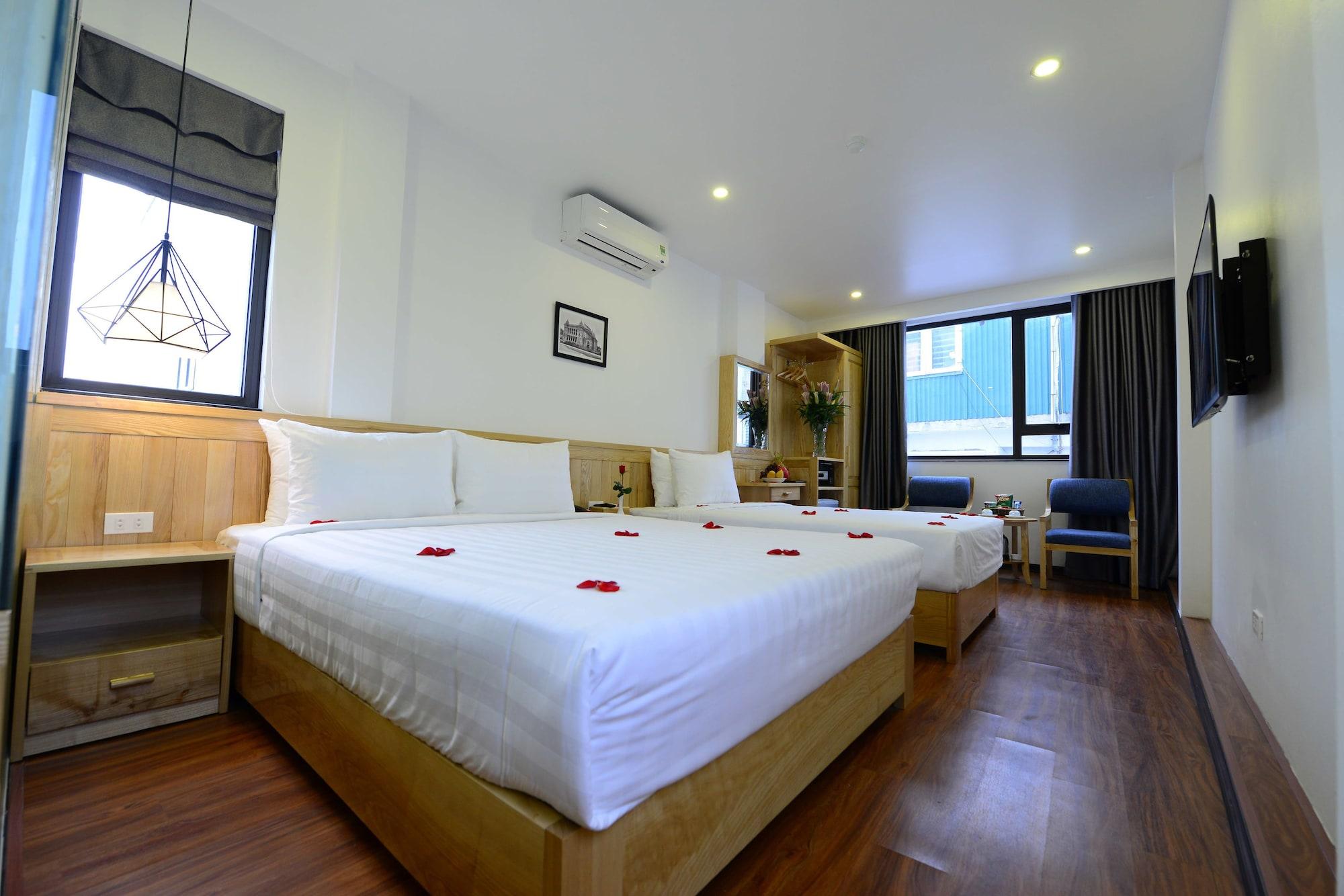 Blue Hanoi Inn Luxury Hotel & Spa, Đống Đa