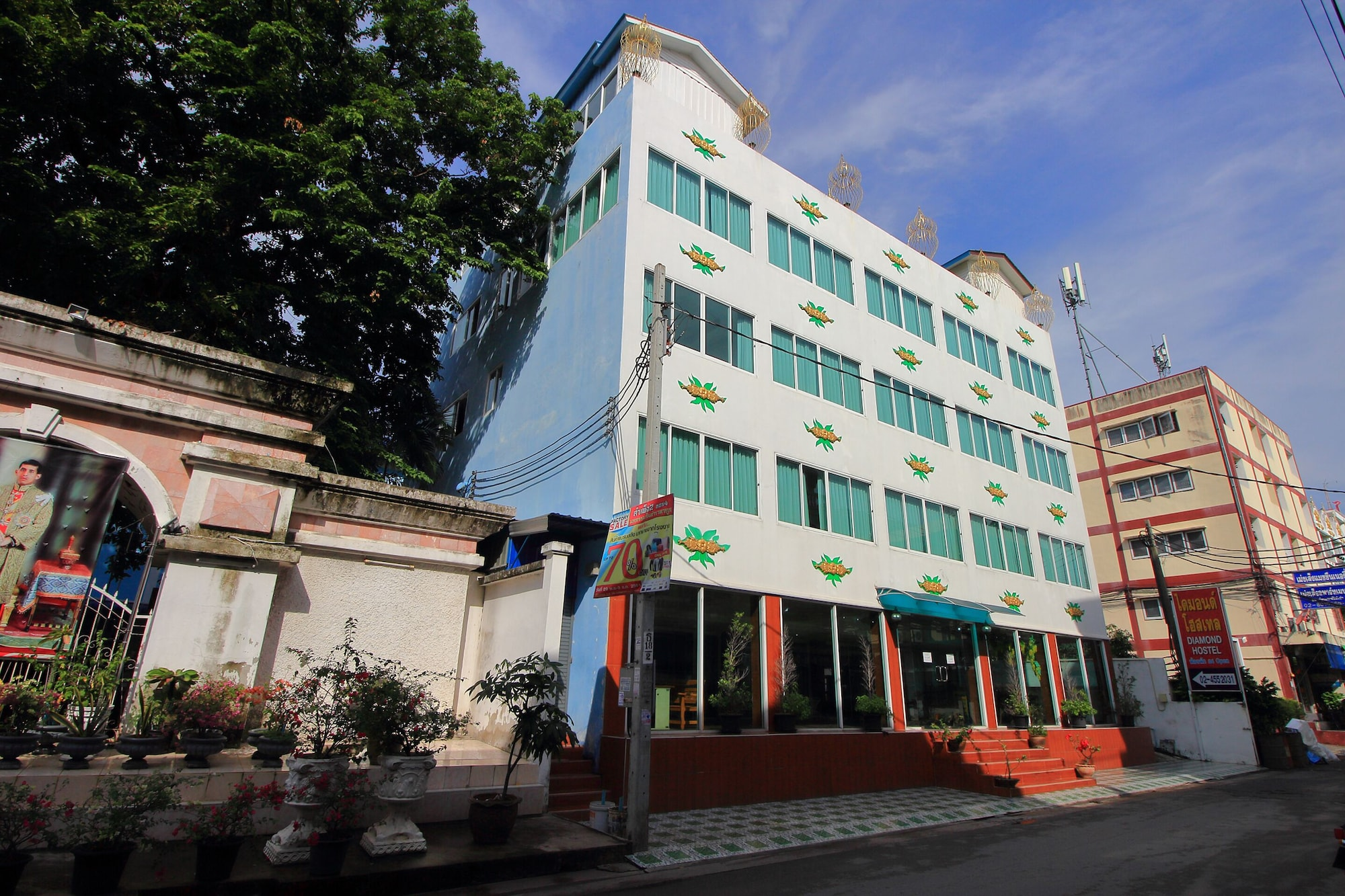 Diamond Boutique Hostel, Bang Khae