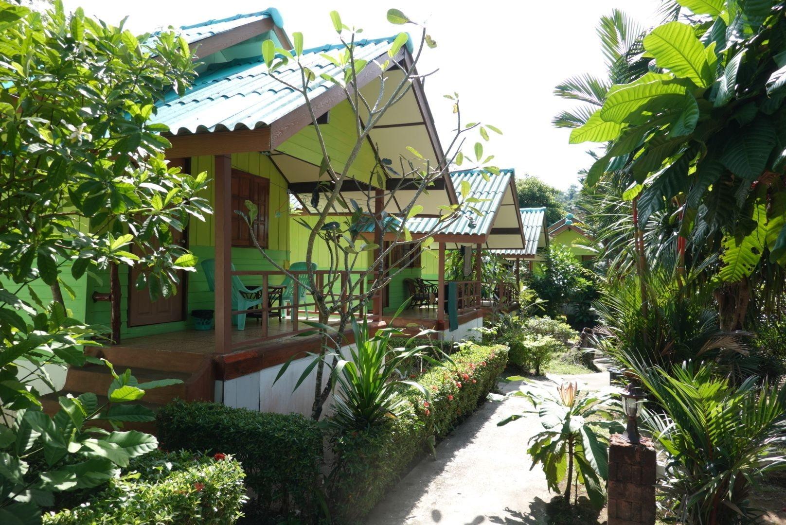 Green Cottage Beach Resort, K. Ko Chang