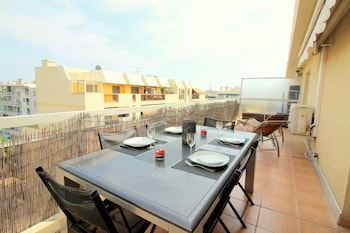Nice Booking Cagnes sur Mer - Terrasse